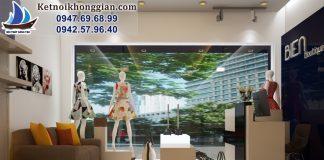 thiết kế shop thời trang nữ BIEN Boutique