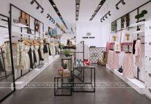 Thi công shop thời trang giá rẻ