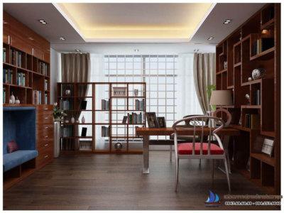 Phòng đọc sách nhà chị Hà chung cư t5 văn phú hà đông