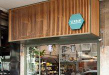 Thiết kế cửa hàng ăn nhanh - thiết kế quán ăn